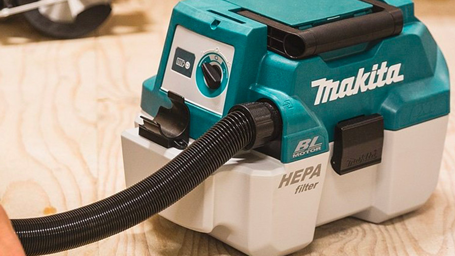 Aspirateur sans fil brushless XCV11T XCV11Z Makita